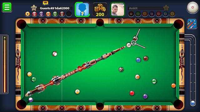 8 ball pool legendary cues hack apk download