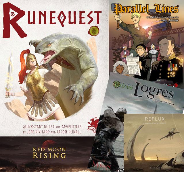 noticias de RuneQuest