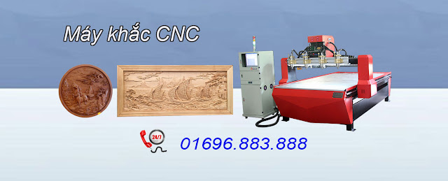 Địa chỉ cung cấp máy cnc khắc gỗ giá rẻ chính hãng 1