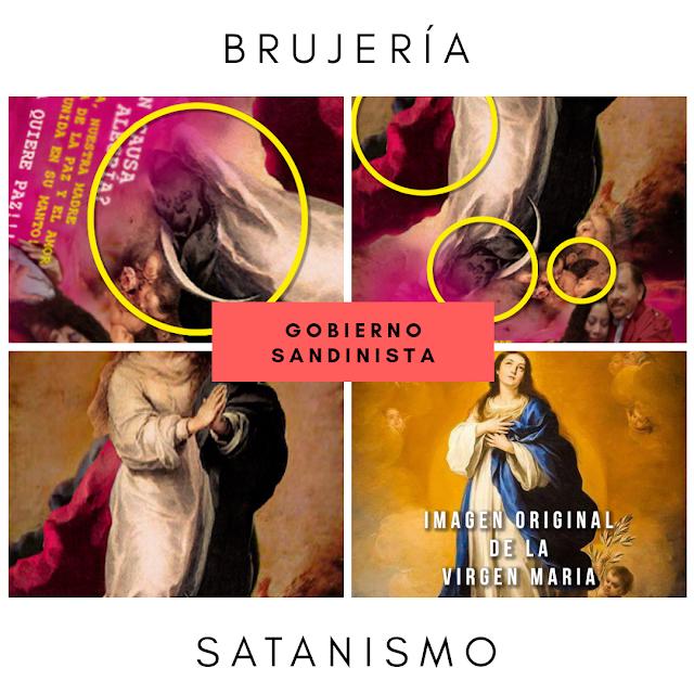 La Brujería y Satanismo del Gobierno Sandinista