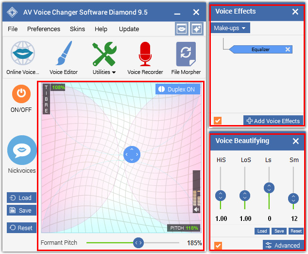 Voice Changer Software: Real Time Voice Changer for PC with Effects