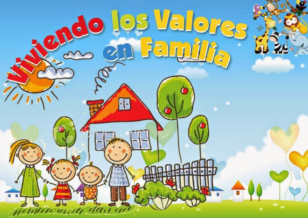 Viviendo los Valores en Familia