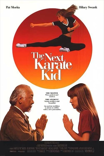 The Next Karate Kid 1994 Dual Audio Hindi Full Movie Download