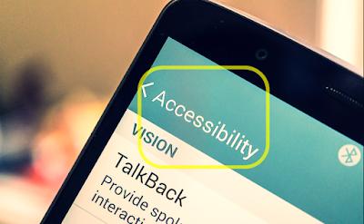 Membuat Hidup Anda Lebih Mudah dengan Fitur aksesibilitas Android