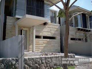desain batu alam