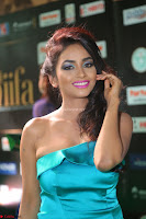 Beautiful Pooja Shri in a Neon Blue Halter Top    Exclusive 003.JPG
