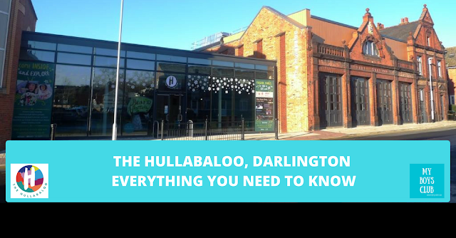 The Hullabaloo childrens theatre in Darlington