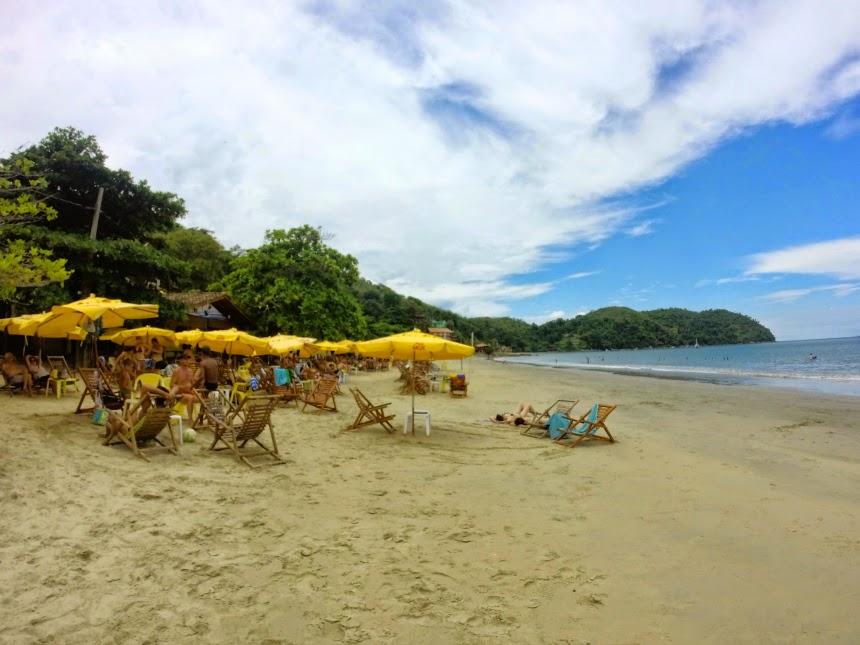 Cadeiras e Guarda-Sol da Praia da Almada