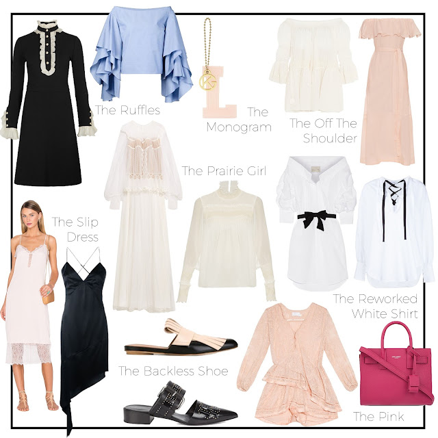 Summer Edit | The Investment Pieces for Summer 2016 on Laura Rebecca Smith Fashion Blog