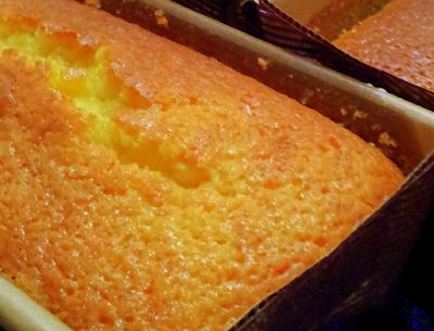 Resepi Kek Oren Sunquick Kukus Moist Dan Lembut