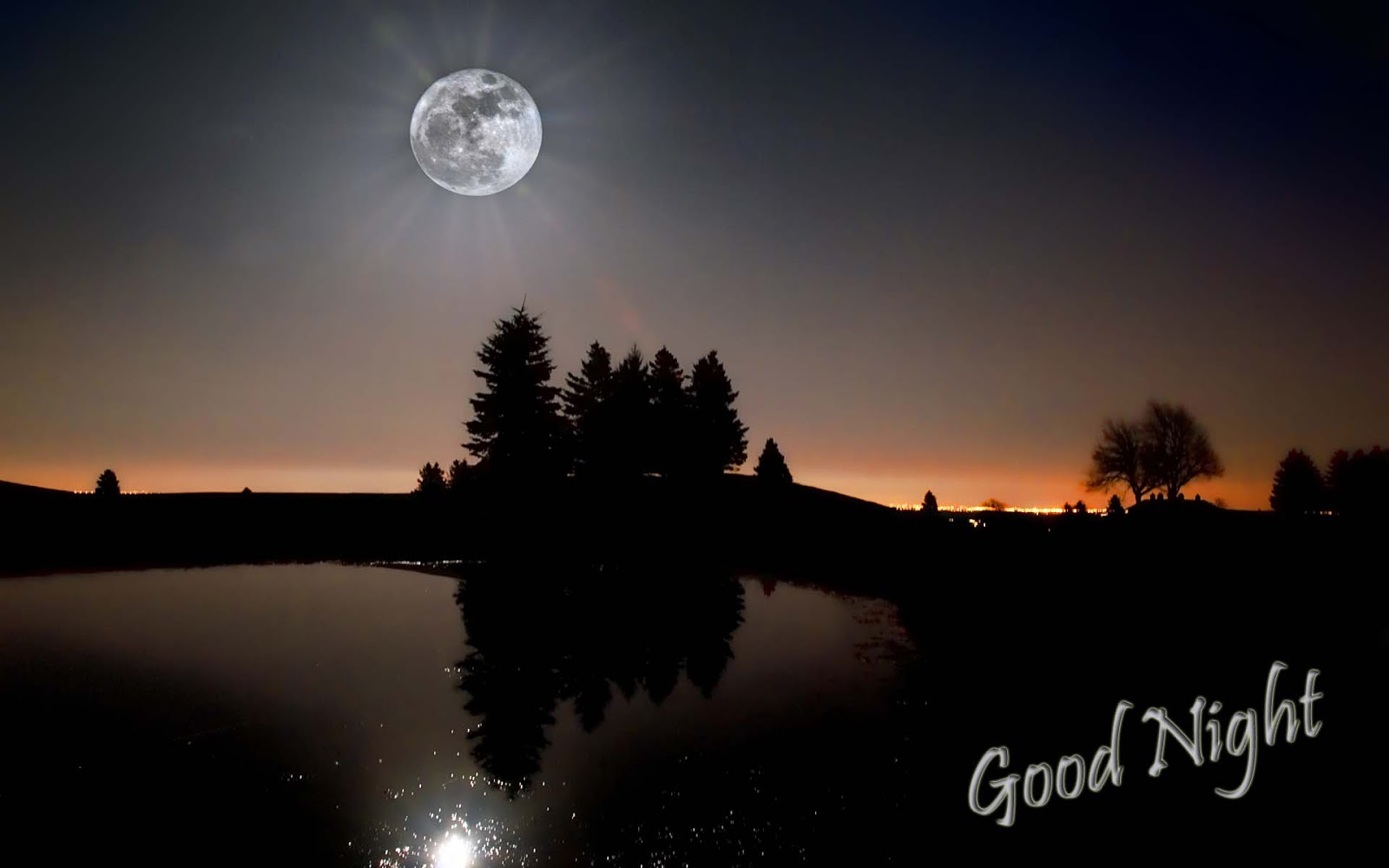Lovely good night wallpapers allfreshwallpaper for Good home wallpaper