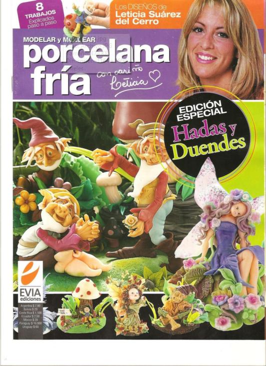 Especial de Hadas, Leticia Suarez del Cerro