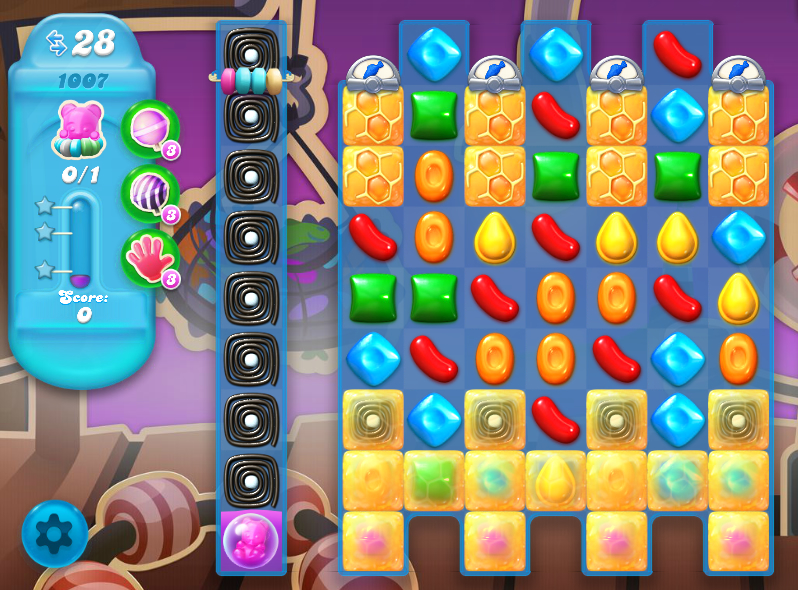 Candy Crush Soda Saga 1007