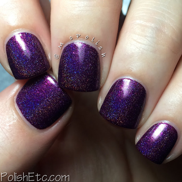 Pahlish - Hidden Door Collection - McPolish - Lion Hearted Girl