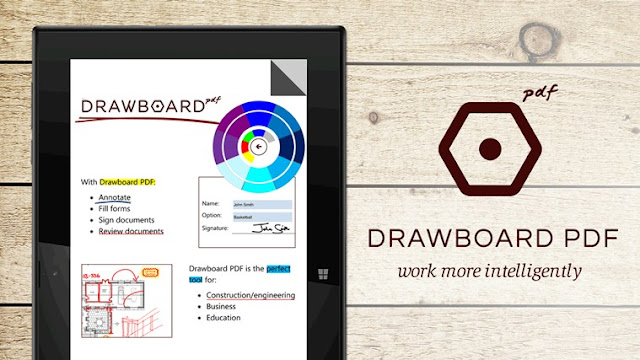 Best Windows 10 Apps  Drawboard PDF