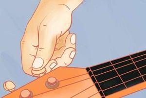 Cara Menyetem Gitar Ukulele Senar 3 Untuk Pemula