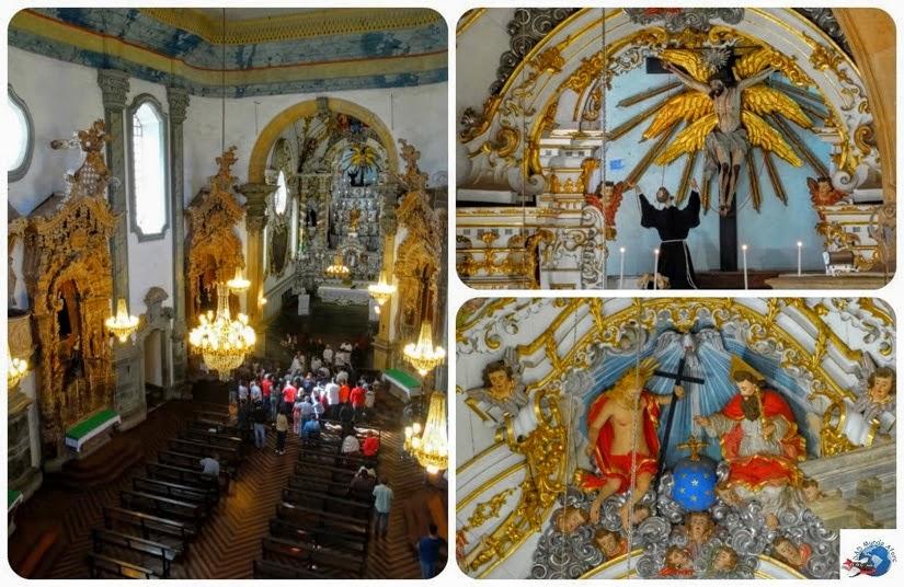 Igreja de São Francisco de Assis - O que fazer em São João del Rei - Minas Gerais