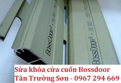 Dịch Vụ Sửa Khóa Cửa Cuốn Bossdoor Tân Trường Sơn Giá Rẻ Nhất