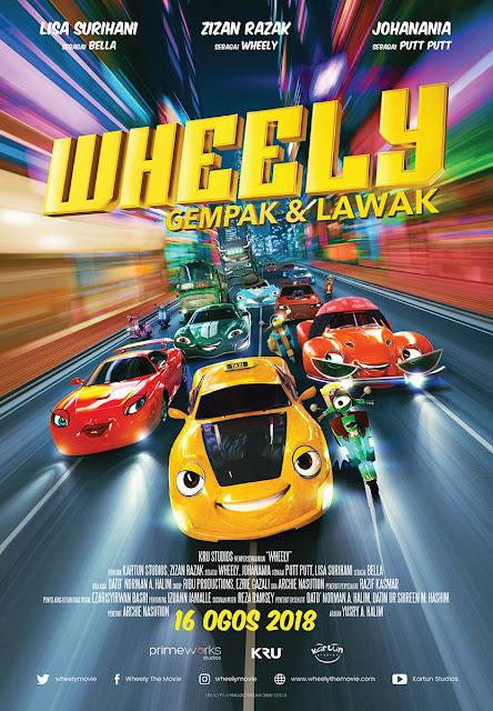 filem wheely kru
