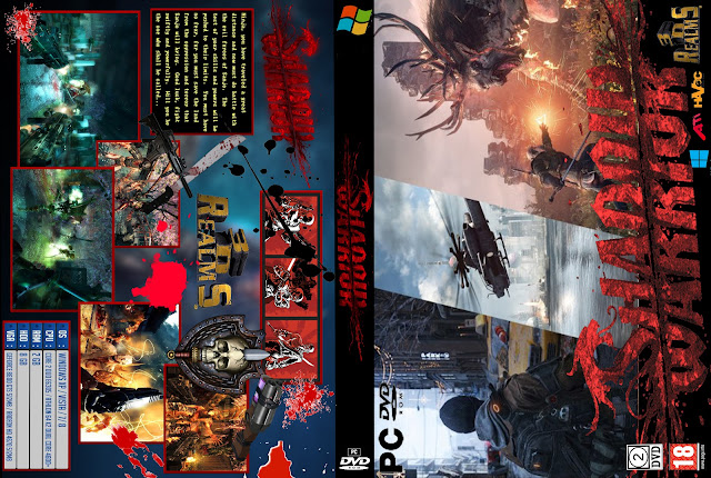 Capa Shadow Warrior PC