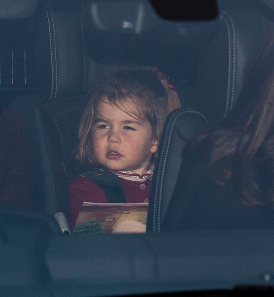 Royal Family Around The World Princess Charlotte Of