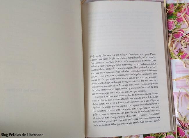 Resenha, livro, A-invencao-de-Morel, Adolfo-Bioy-Casares, lost, colecao-folha, trecho, blog-literario, petalas-de-liberdade