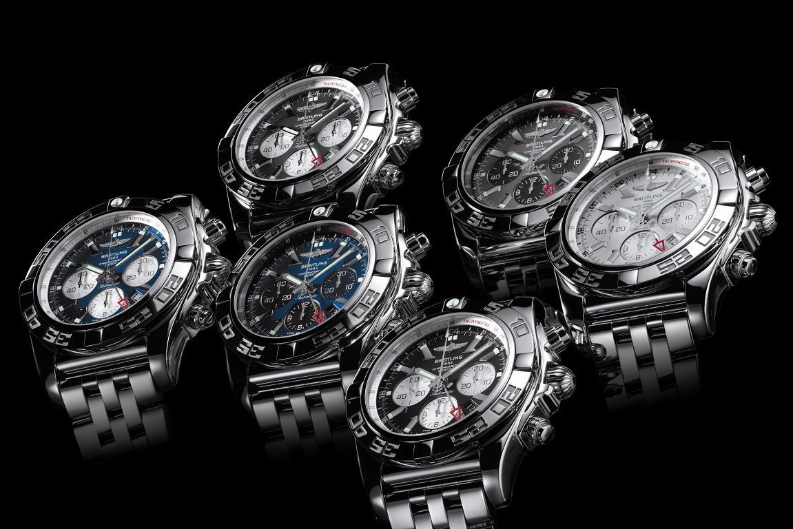 1f6ce5d362b Estação Cronográfica  Chegado ao mercado - relógio Breitling ...
