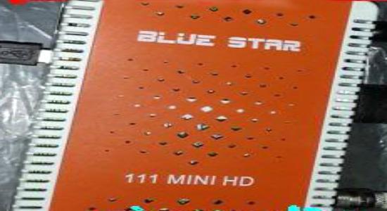 ملف قنوات رسيفر blue star 111 mini بتاريخ اليوم 2016/3/15