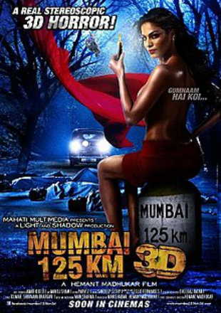 Mumbai 125 KM 3D 2014 Movie Free Download 1080p BluRay
