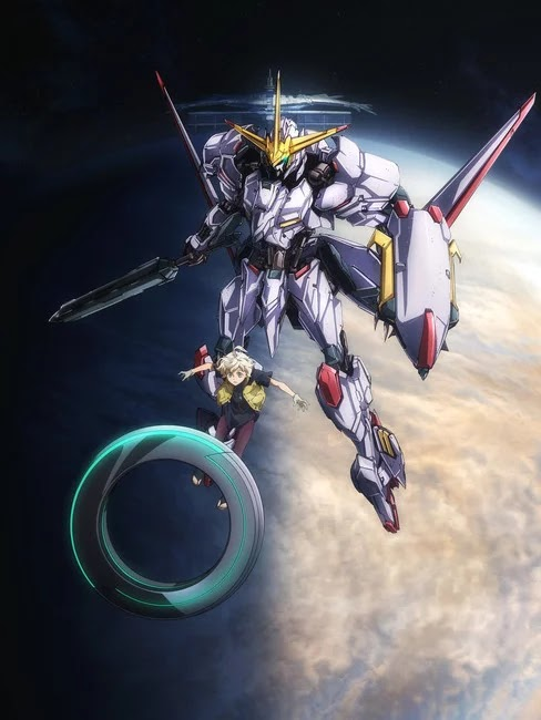 Kidō Senshi Gundam: Tekketsu no Orphans : Urðr-Hunt