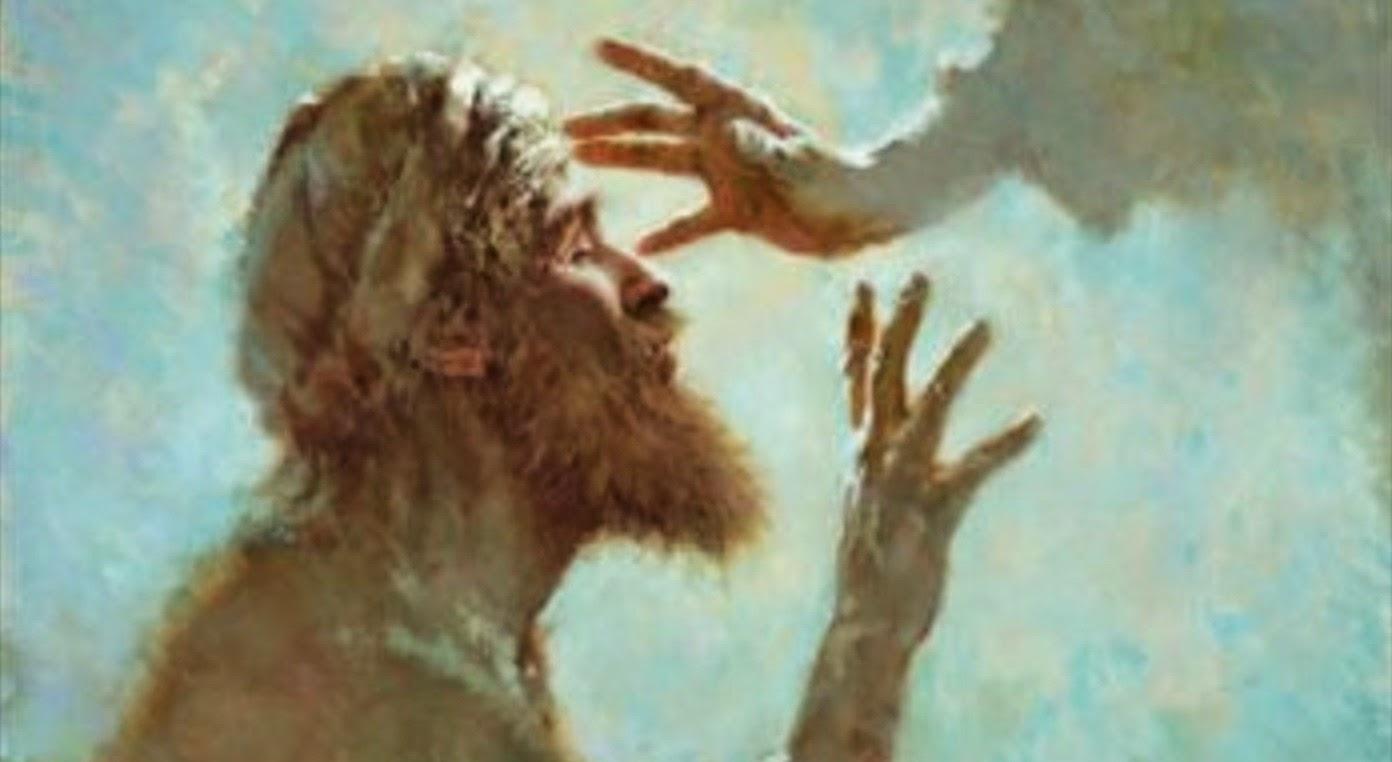 Resultado de imagen de jesus sanando