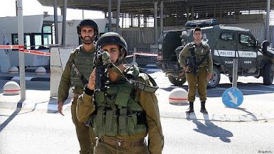 Protes Pelanggaran Israel, 3 Pemuda Palestina Diberondong Peluru