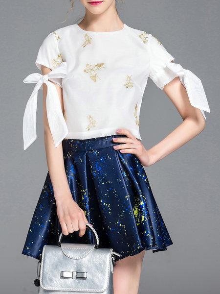 https://www.stylewe.com/product/multicolor-crew-neck-elegant-mini-dress-47387.html