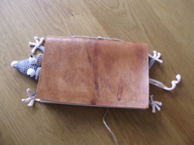 José Crochet Rat Boekenlegger Bookmark