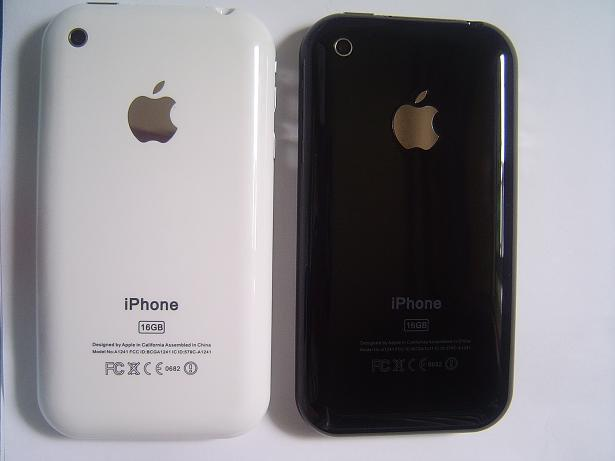 iphone 3gs memory size