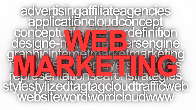 Web marketing business online marketing