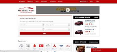 riset mobil, situs jual beli mobil