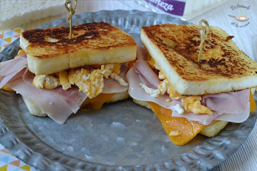 Sandwich fundy Oclock sin gluten
