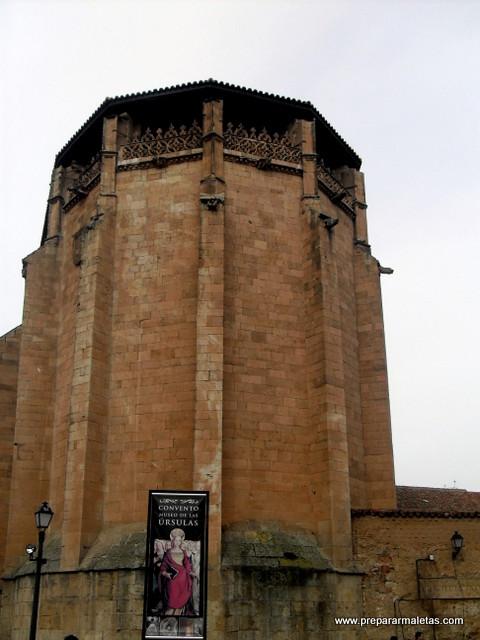 Convento de las Úrsulas Salamanca