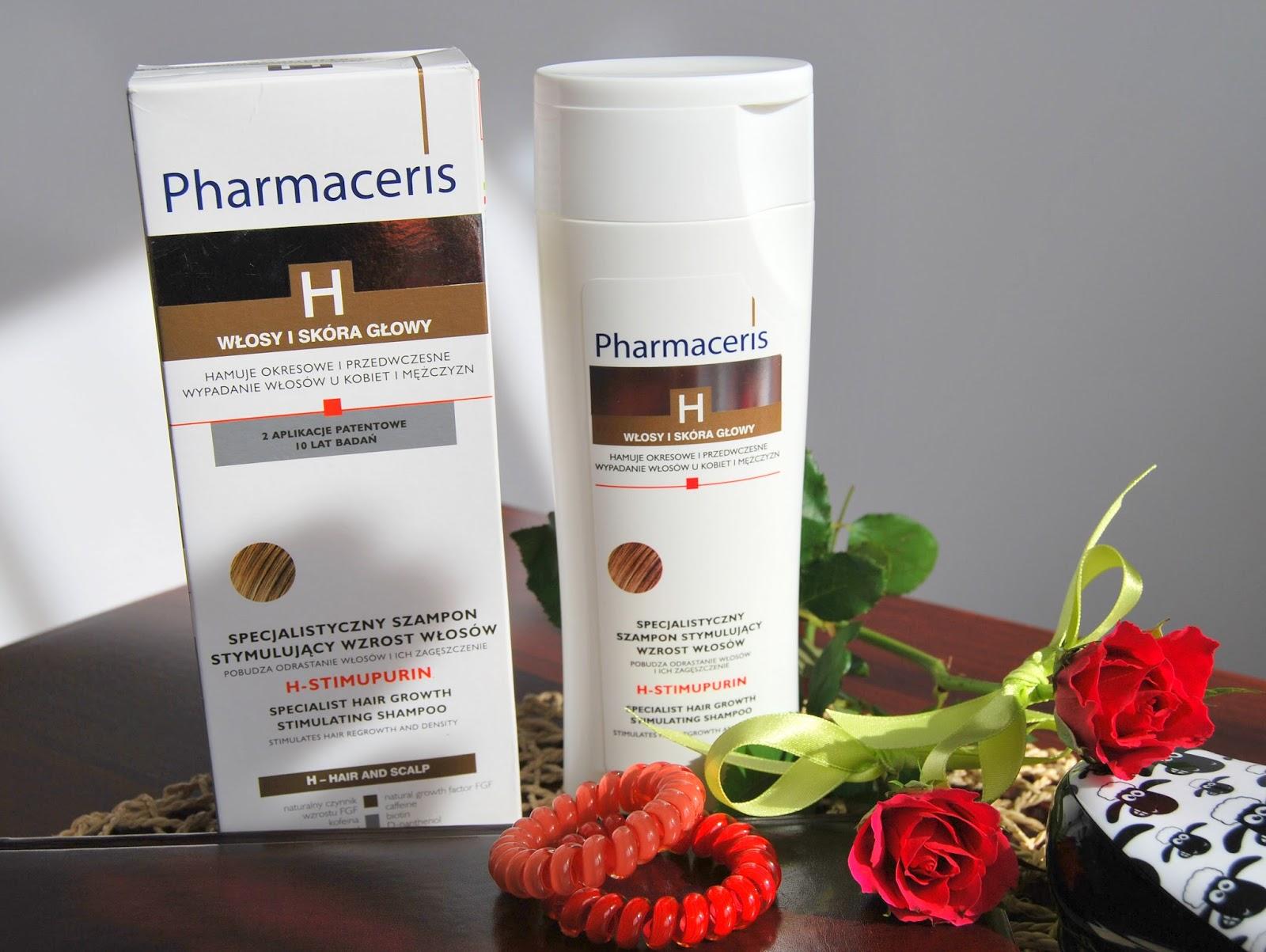 pharmaceris odzywka na wypadanie włosów