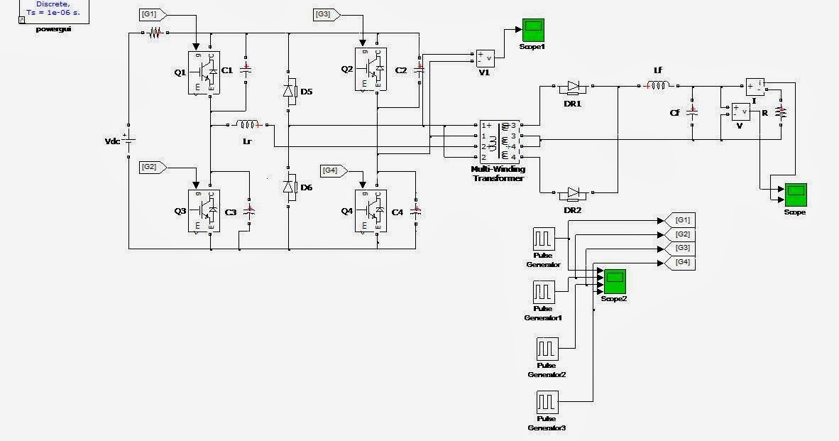 MATLAB Electrical IEEE +917207560923: Simulation and