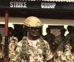 Lieutenant-Colonel AE Mamudu