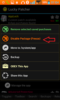 How To Freeze Or Uninstall Applock Advanced Protection In Android Without Enter Password Again.