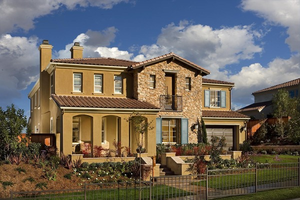New Home Design Ideas Modern big homes exterior designs San Diego.