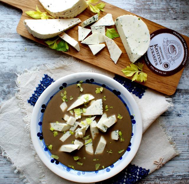 serowar podlaski,ser korycinski krystyna łukaszuk,prawdziwy ser koryciński,zupa krem z borowików i pieczarek,szybka zupa grzybowa,krem z borowików,skworcu sklep,