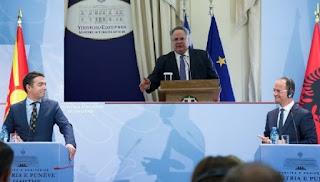 Μαζί με την Μακεδονία θα «πουληθεί» για ακόμη μια φορά και η Βόρειος Ήπειρος - Διαβάστε το πακέτο συμφωνίας Ελλάδος- Αλβανίας