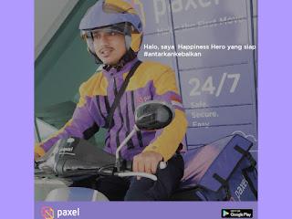 Paxel kirim paket sameday flat price