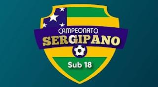 Federação divulga grupos e tabela do Campeonato Sergipano SUB-18