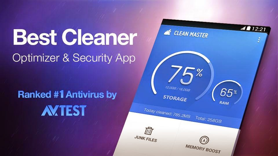 Download Clean Master – Free Optimizer 5 3 0 Apk for Android