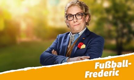 WIR MACHEN GRILLPARTY | CHRISTIAN ULMEN ALS FUSSBALL-FREDERIC - FOLGE 6 | ANZEIGE